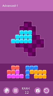 Puzzledom - classic puzzles all in one Screenshot