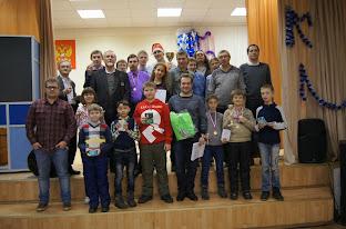X Рождественский турнир в Санкт-Петербурге – Мемориал Юрия Шпилёва 2015