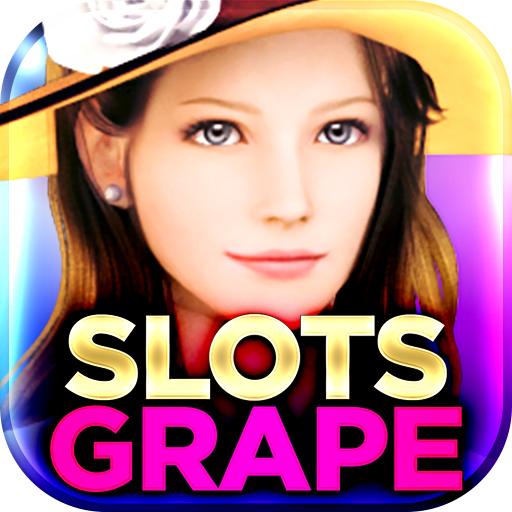 SLOTS GRAPE - Free Slots and Table Games