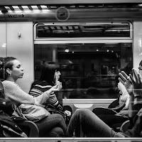 Il finestrino del treno di