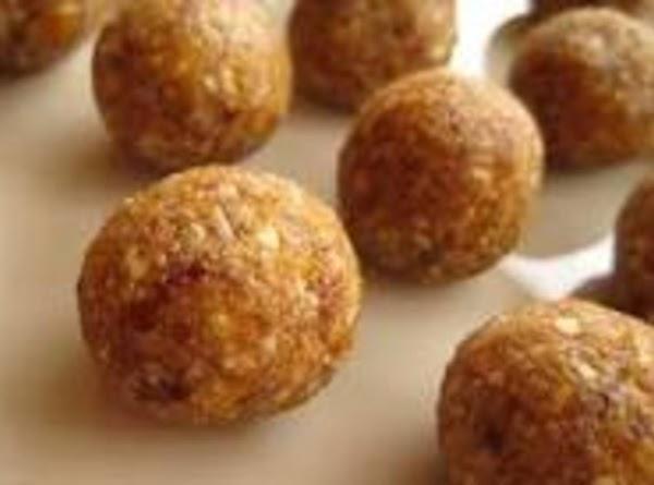 Energy Balls Recipe