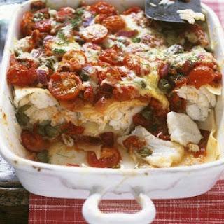 Haddock Lasagna.