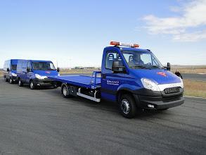 Photo: Iveco new Daily 2012 Rescue Van / Nueva Iveco Daily 2012 Grua de Rescate