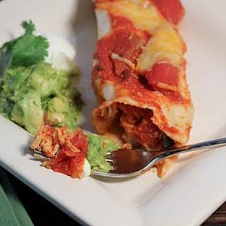 Chicken Enchiladas~