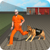 Prisoner Escape Police Dog 3D