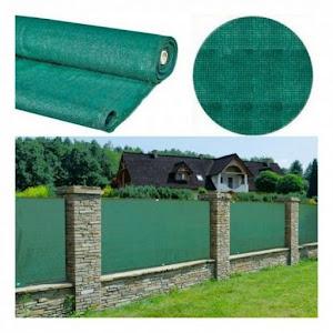 Plasa verde opaca pentru umbrire, anti raze UV, 1.5 M inaltime