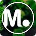 Monoic Monotone White Icon Pack for Nova Launcher Icon