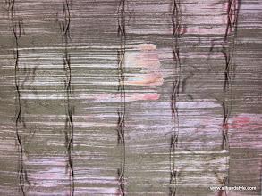 "Photo: Hamilton 07 - Design Felton - Color Chestnut  Contents:  100% Silk  Width of fabric:  48"""