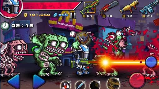 Zombie Diary 1.3.0 screenshots 9