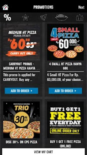 Domino's Pizza Indonesia - náhled
