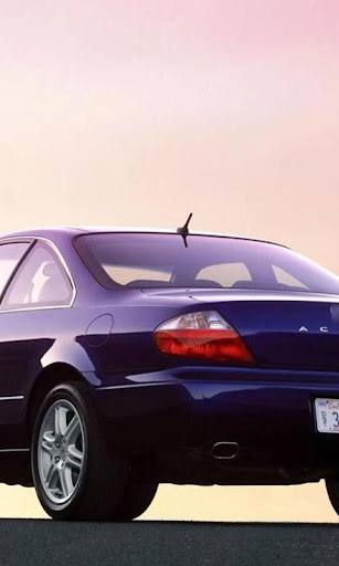Wallpapers Acura CL