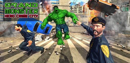 Grand Monster Superhero Vegas Crime City Battle for PC