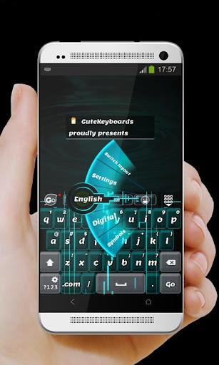 無料个人化Appのブルーグロー GO Keyboard|記事Game