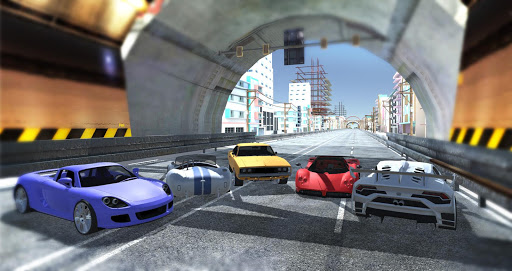 Highway Wild Traffic Racing 2018 1.02 screenshots 11