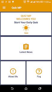 Quiz MP - náhled