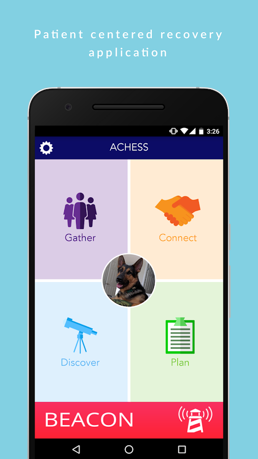 A-CHESS- screenshot