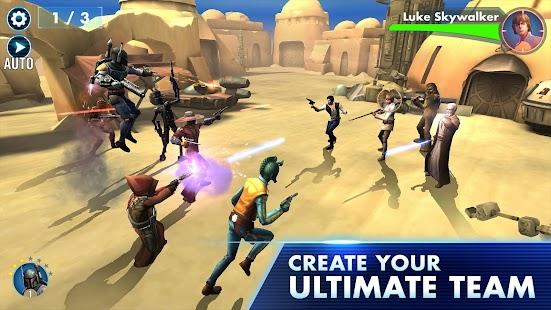Star Wars™ Galaxy of Heroes 0.3.121192 APK