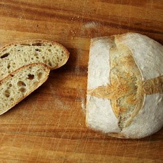 Fast Breads' Crusty Artisanal Bread.