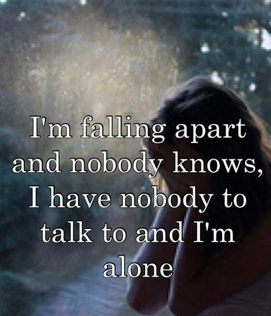Being Alone Sad Quotes: 50 Best Heart Touching Alone Quotes With Pictures