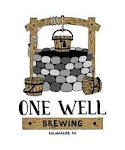 Logo for One Well Brewing