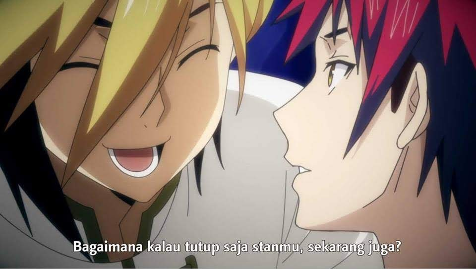Download Shokugeki no Souma: San no Sara Episode 4 Subtitle Indonesia