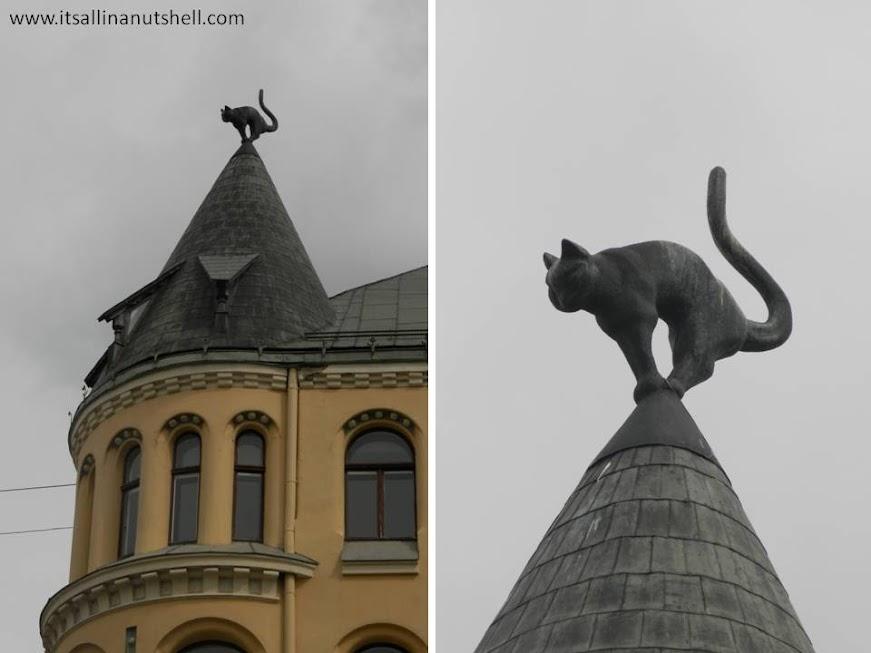 The Black Cat of Riga