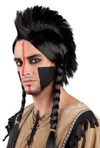 Peruk Indian Crow