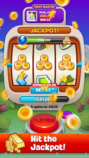 Fruit Master - Coin Adventure Spin Master Saga apkmartins screenshots 1
