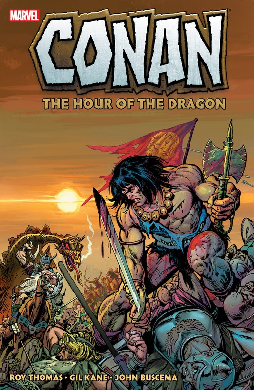 Conan: The Hour of the Dragon (2020)