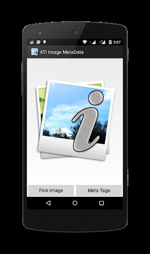 ATI Image MetaData