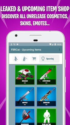 Battle Royale Skins, Emotes & Daily Shop - FBRCat screenshot 8