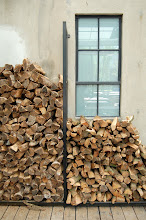 Photo: Plenty of wood will be needed to fire up the grill