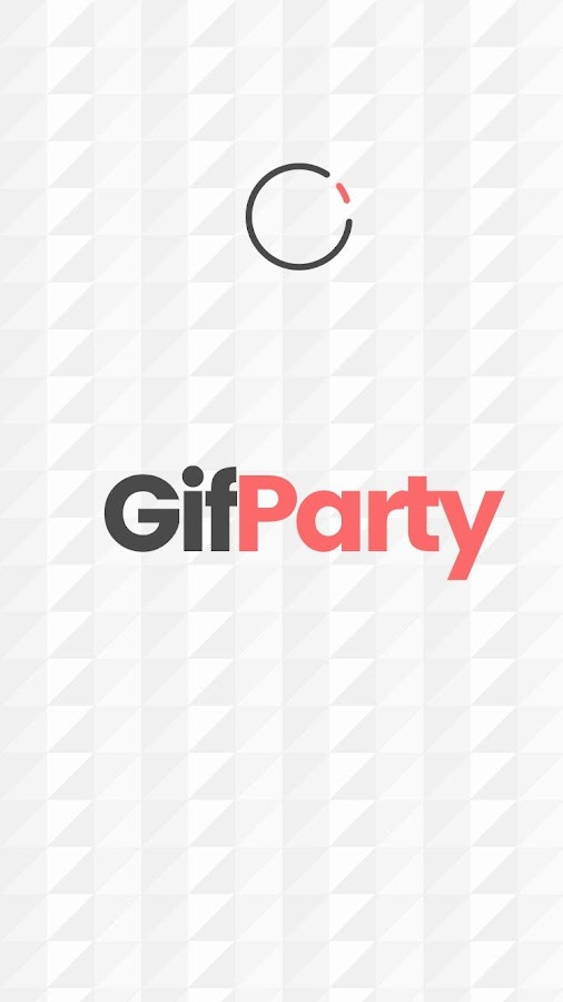 GIF Party - GIF Video Booth - 屏幕截图