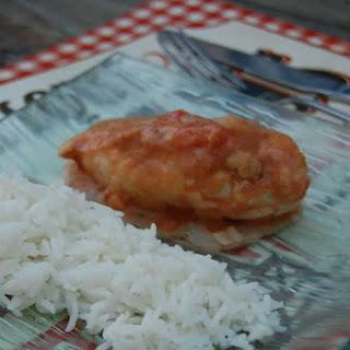 Peanut Butter Chicken.