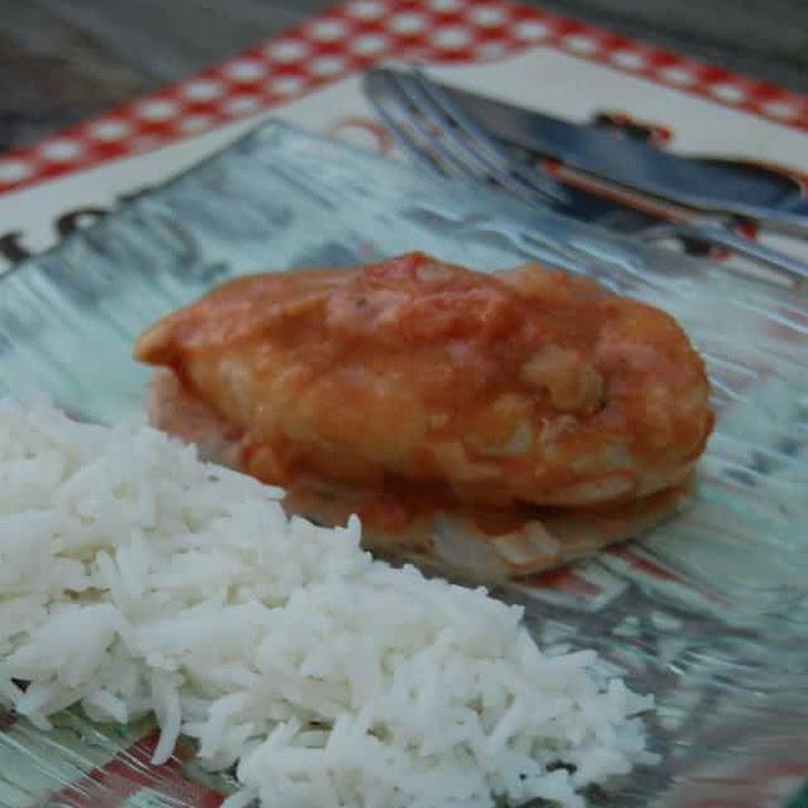 Peanut Butter Chicken