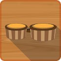 HD Bongos & Congas 3d Music icon