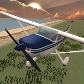 Airplane Simulator Pilot 3D