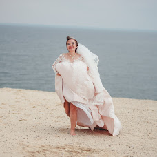Wedding photographer Inna Guslistaya (Guslista). Photo of 16.09.2018