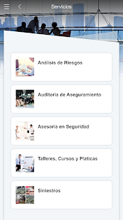 App Inte-Group - náhled