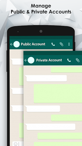 Dual Apps (Parallel Apps) : Multiple account 2.1 screenshots 2
