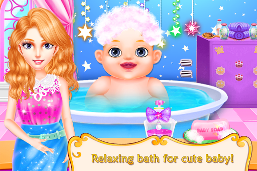 Baby Care and Girls Play Nursery Game For Kids screenshots 3