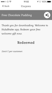 HulaShake - náhled