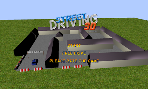 Street Driving- screenshot thumbnail