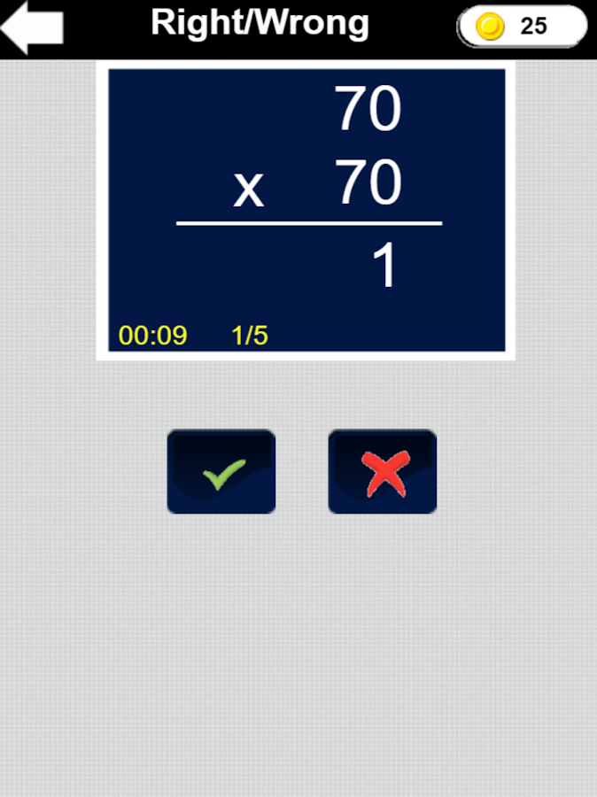 GoTo Math- screenshot
