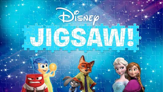 Disney Jigsaw Puzzle! 11