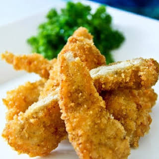 Breaded Chicken Breasts Mascarade.