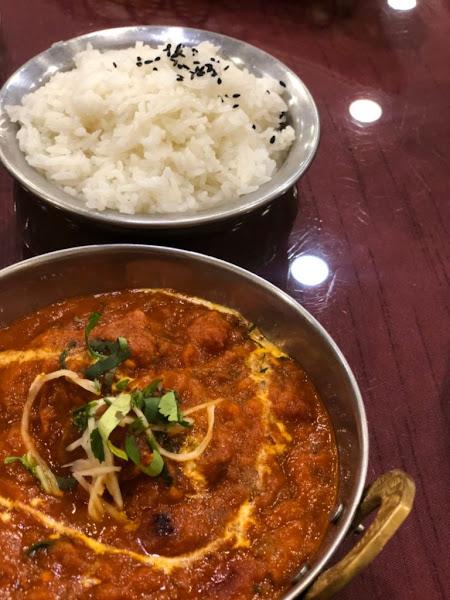 The Thali 塔哩印度料理