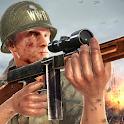 WW2 3D Sniper Deathmatch: world war shooter games icon