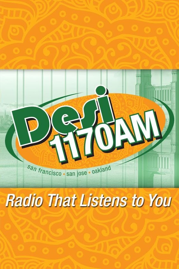 Desi 1170 AM- screenshot