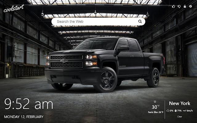 Pickup Trucks Hd Wallpapers New Tab Theme